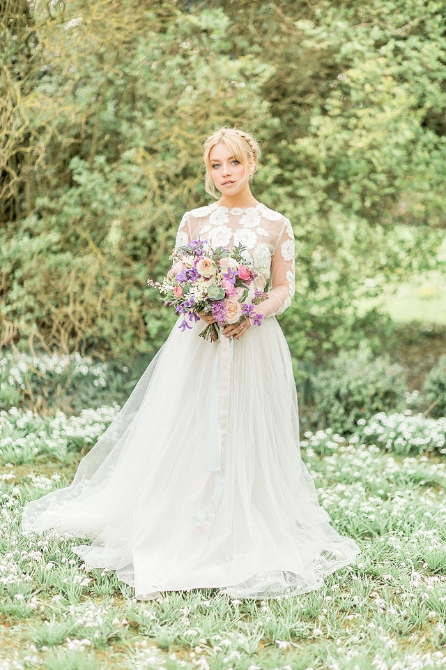 Ethereal Easter wedding ideas