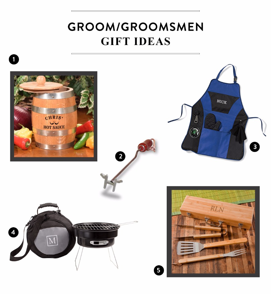 unique groom gift ideas for the cook