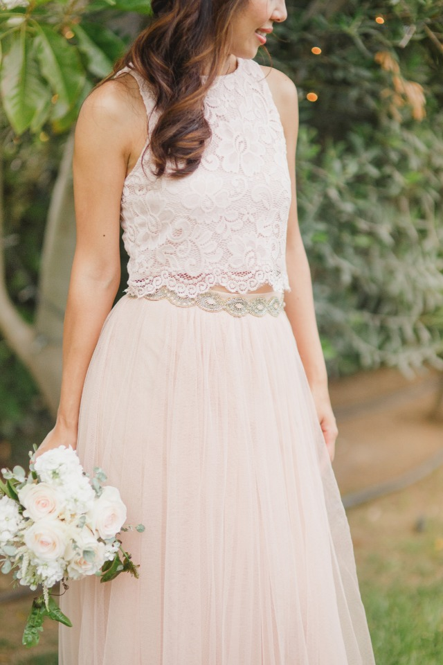 Gorgeous bridesmaid dress