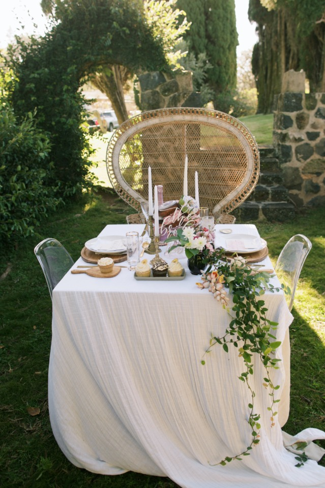 wedding table style for this summer