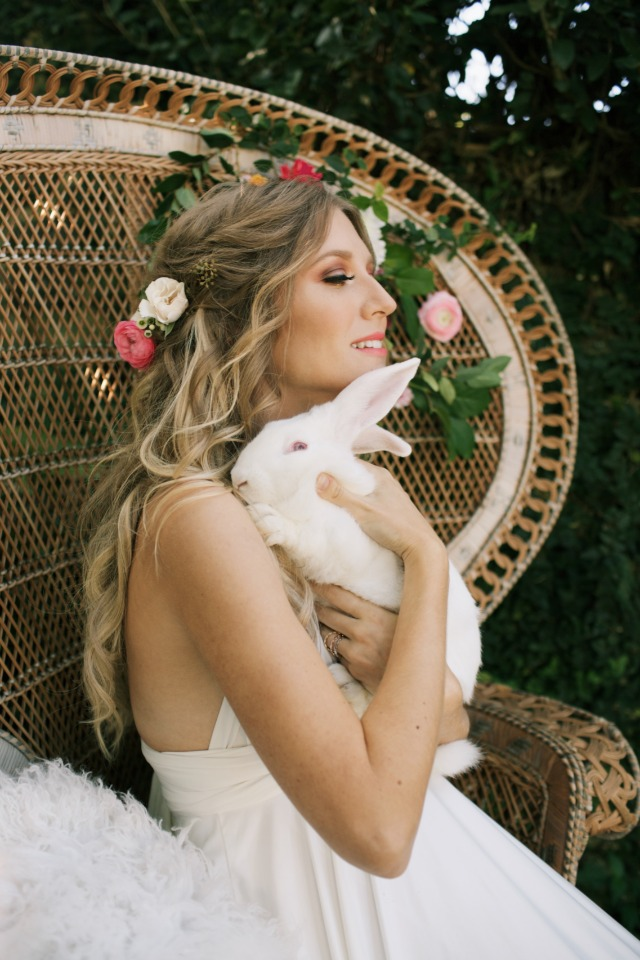 wedding bunny