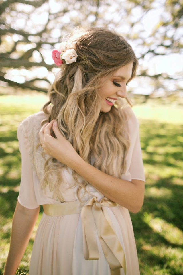boho bride style for this summer