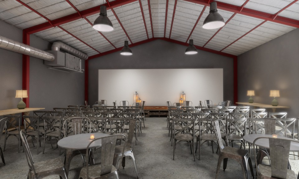 the venue at The Garage Burbank