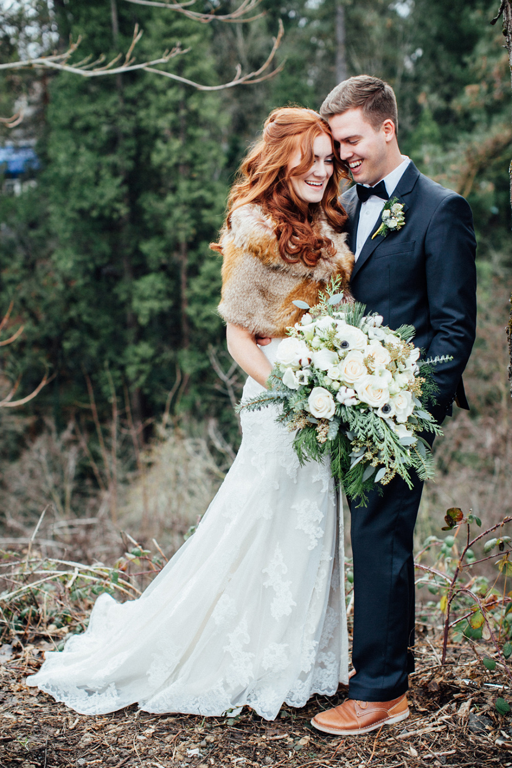 Why Have A Winter Wedding? Because They Are Breathtaking And Magical