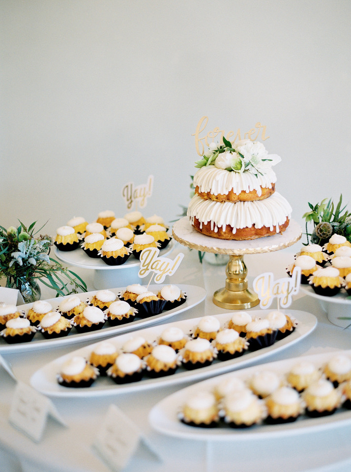 yummy wedding dessert ideas