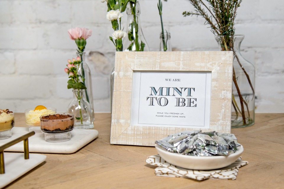 mint to be sign