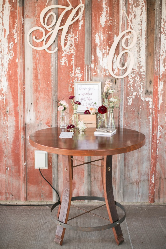 Rustic vintage decor