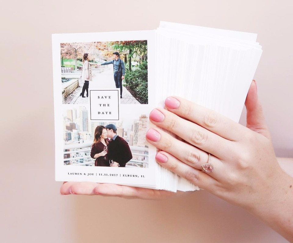 order a free sample kit from minted