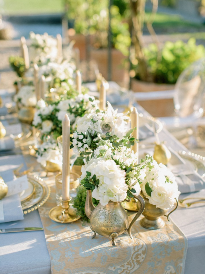 Beautiful centerpiece arrangement