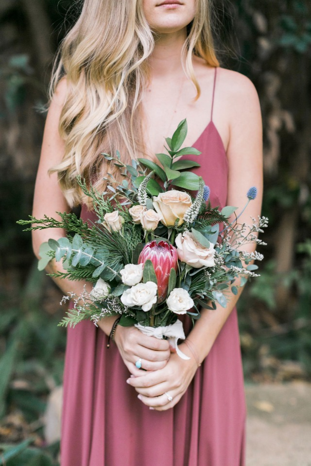 Gorgeous bouquet for your bridesmaid