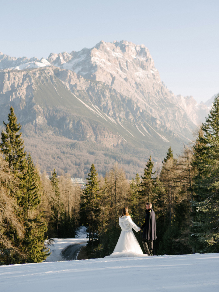The Pretty Mountains In Italy Are The Perfect Place To Get Married
