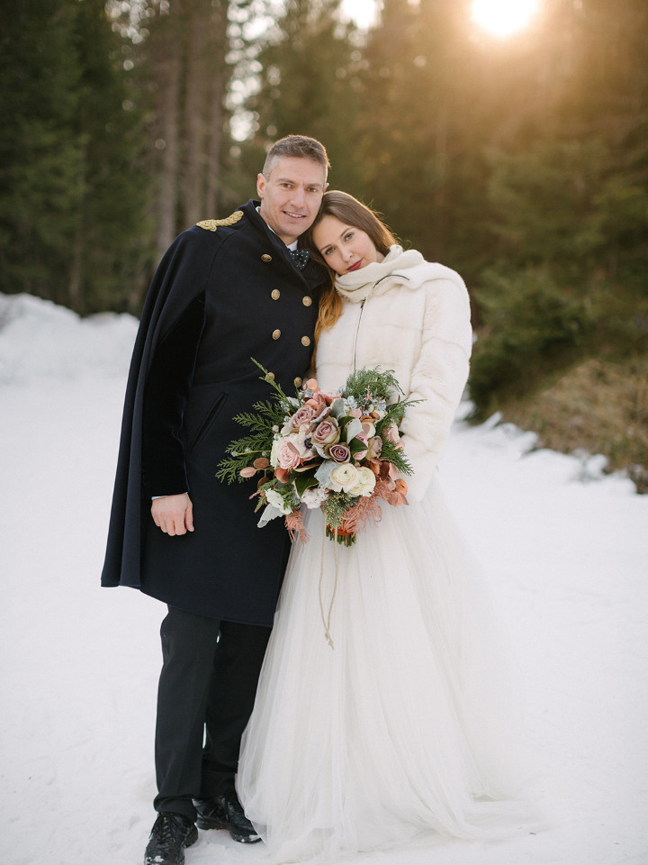 get married in The Dolomites in Italy