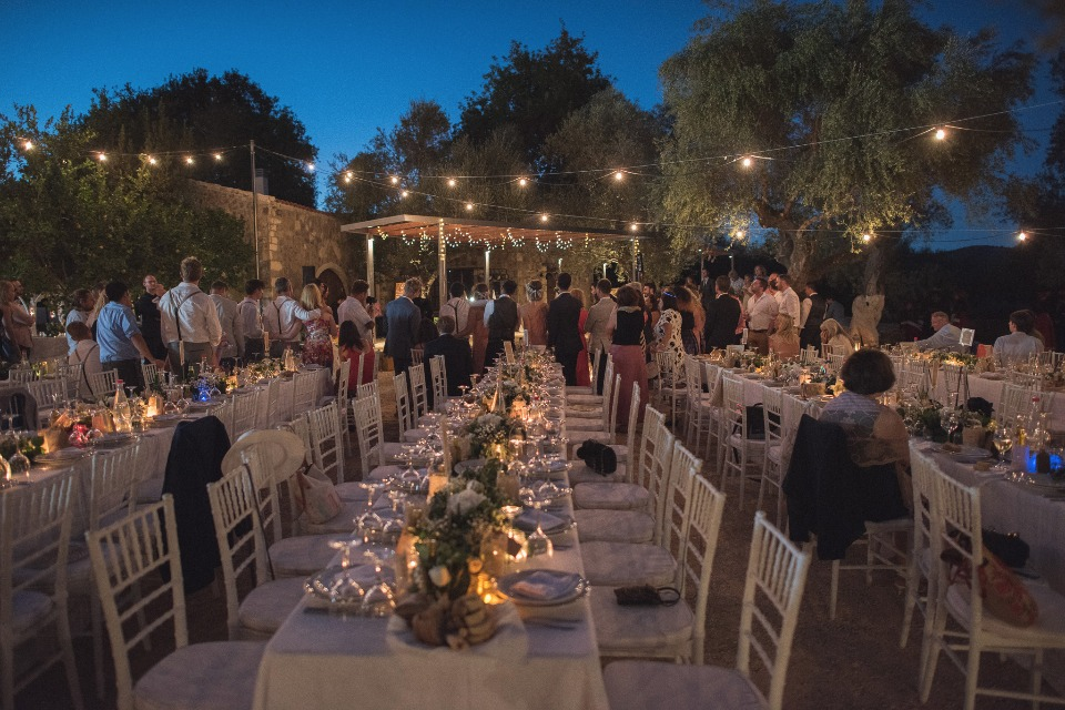 light up your wedding reception with romantic lighting