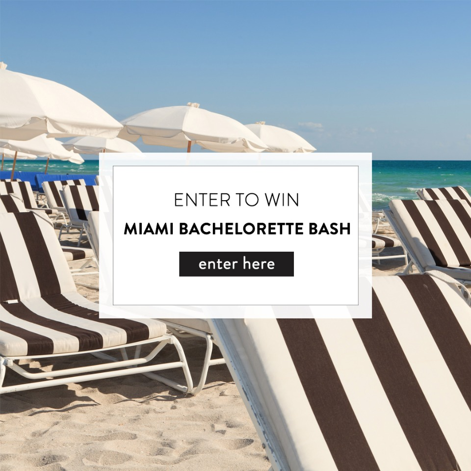 Miami Bachelorette Bash