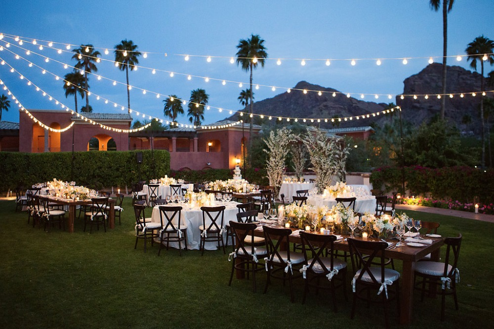 twinkling little wedding venue