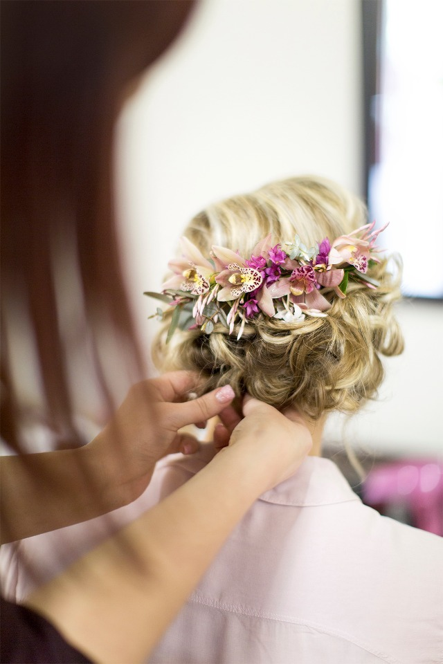 wedding hair idea