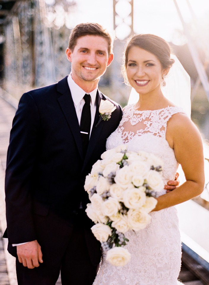 Gorgeous New Orleans wedding