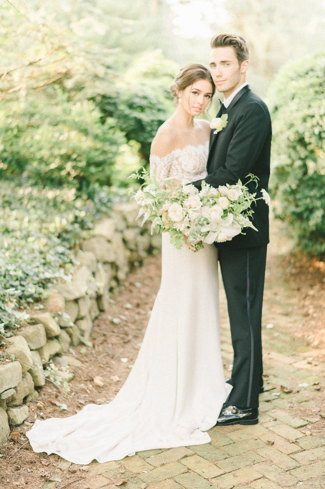 Elegant and relaxed wedding ideas