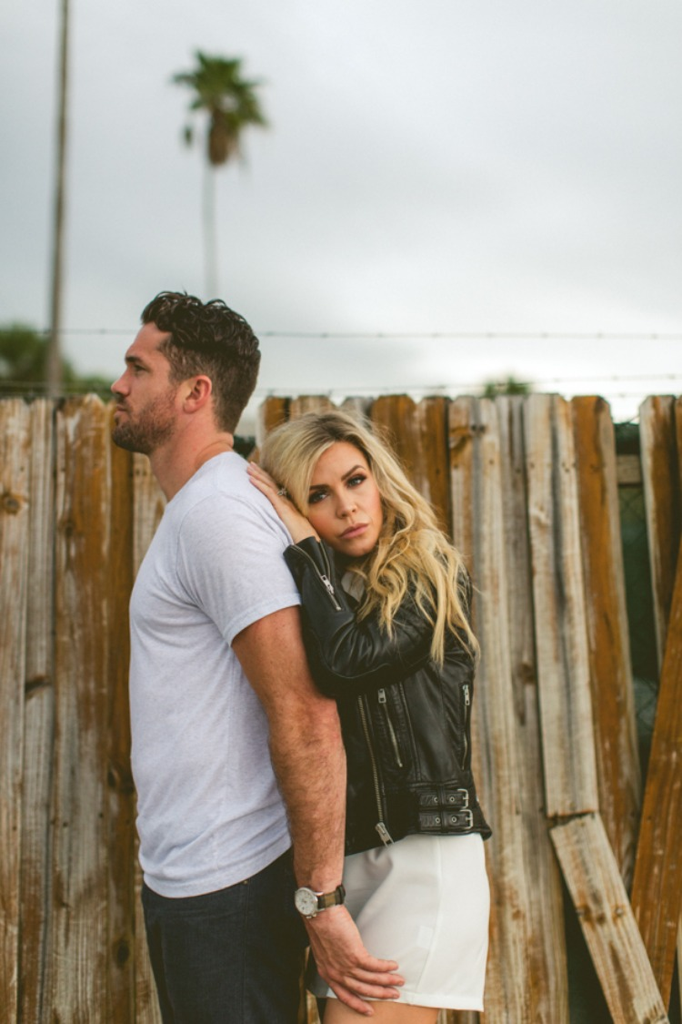 Engaged and UnStaged! We Love This Easy Going Shoot in Florida