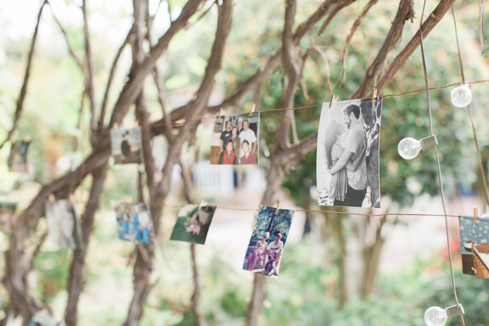 photo display for your reception