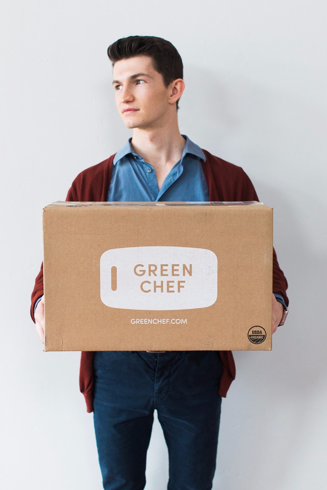 green chef is great for couples who are wedding planning