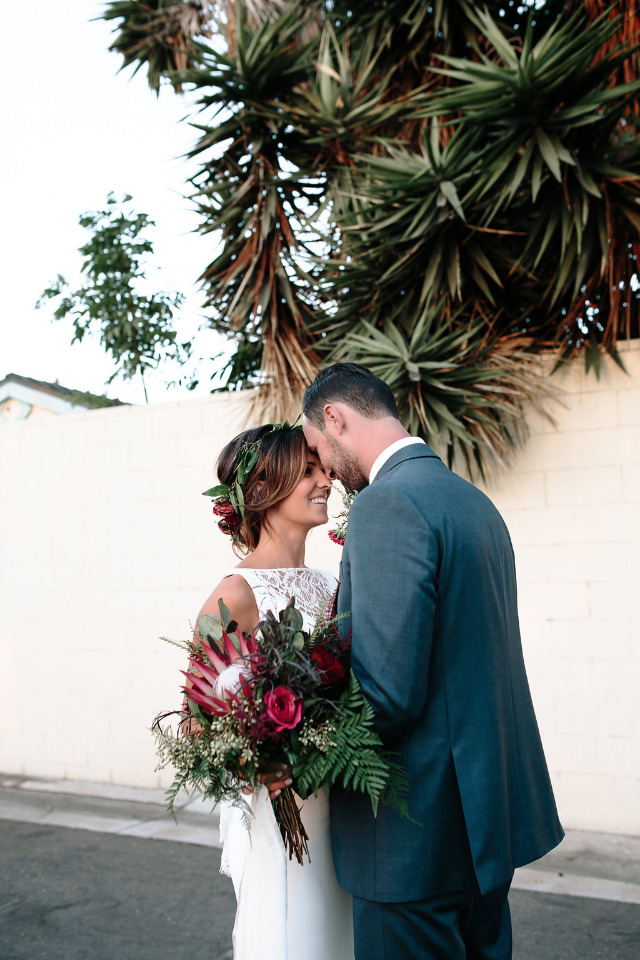 cute wedding photography in California