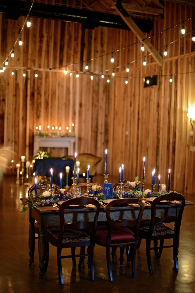 romantic reception atmosphere