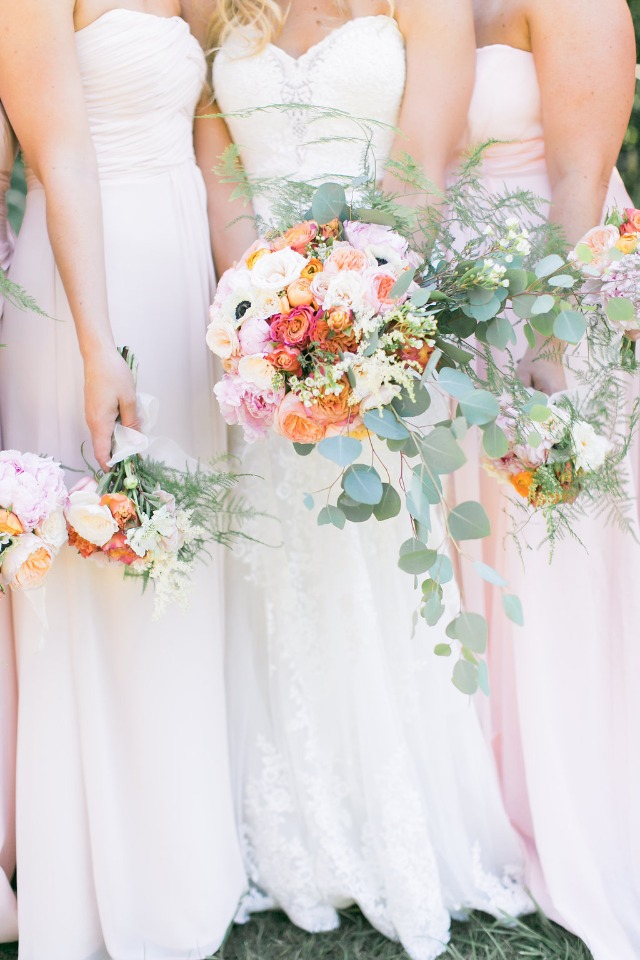 Bright and cheerful bouquets
