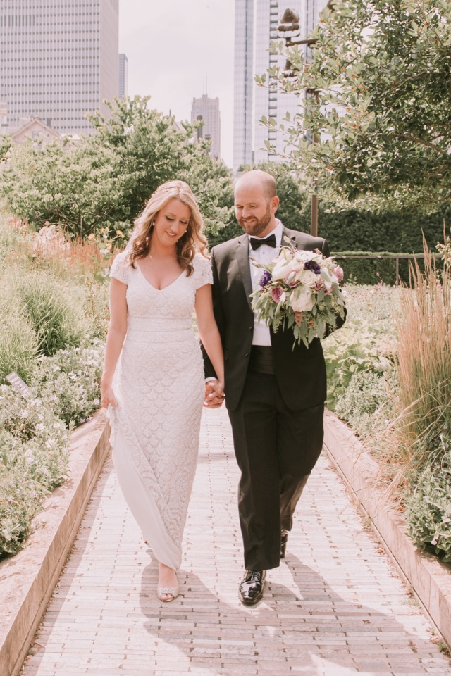 Beautiful Chicago wedding