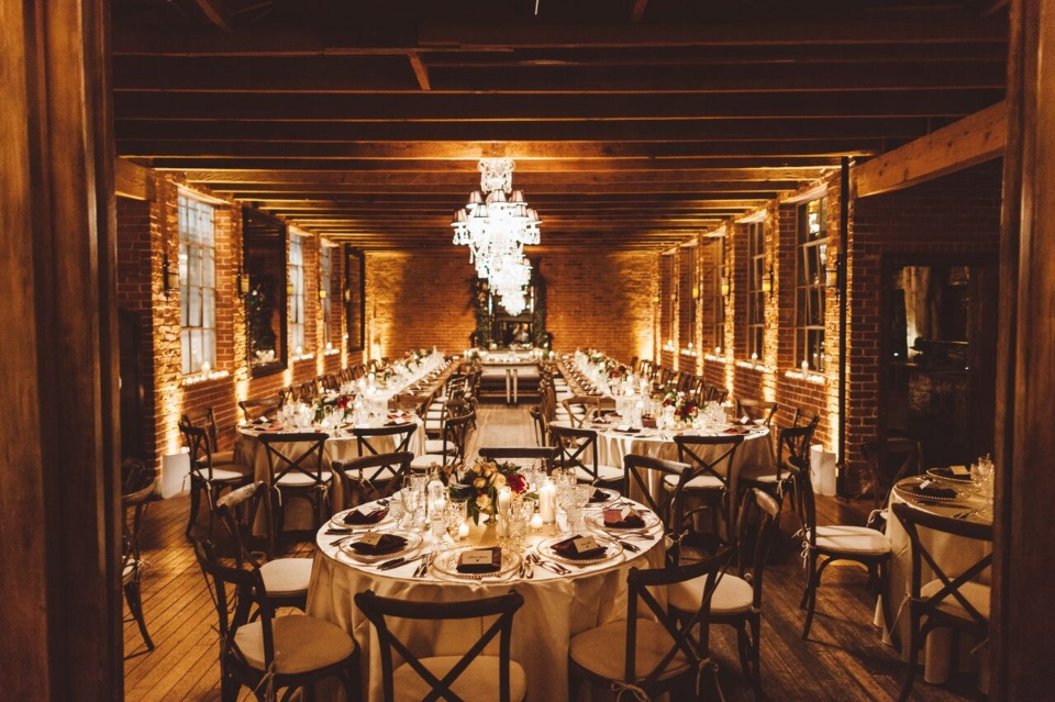 reception ideas for your fall wedding