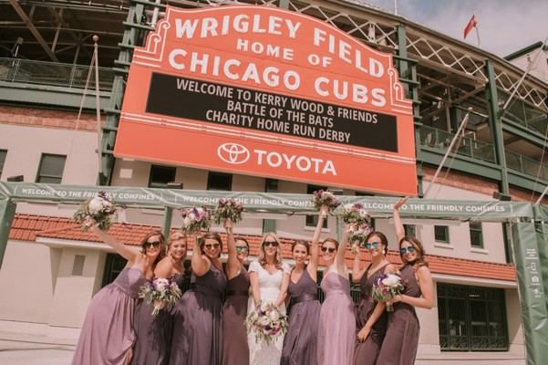 Fun Hometown Chicago Wedding at the River Roast