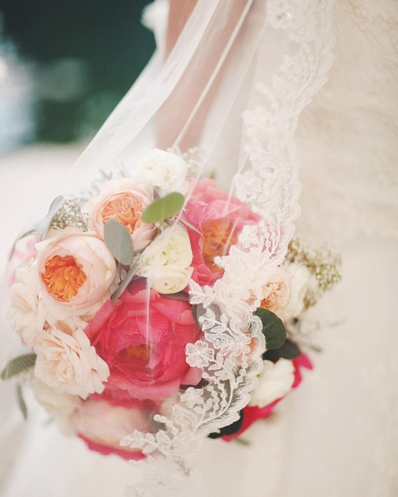 Inspiration Image from Bluebell Florals