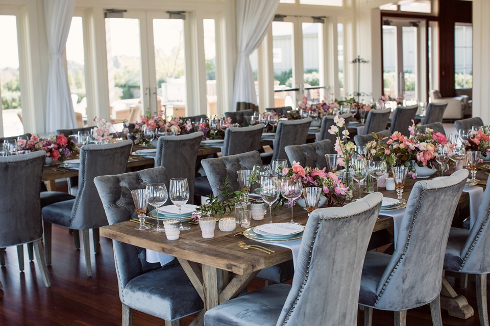 Carneros Resort and Spa The Hilltop Dining Room