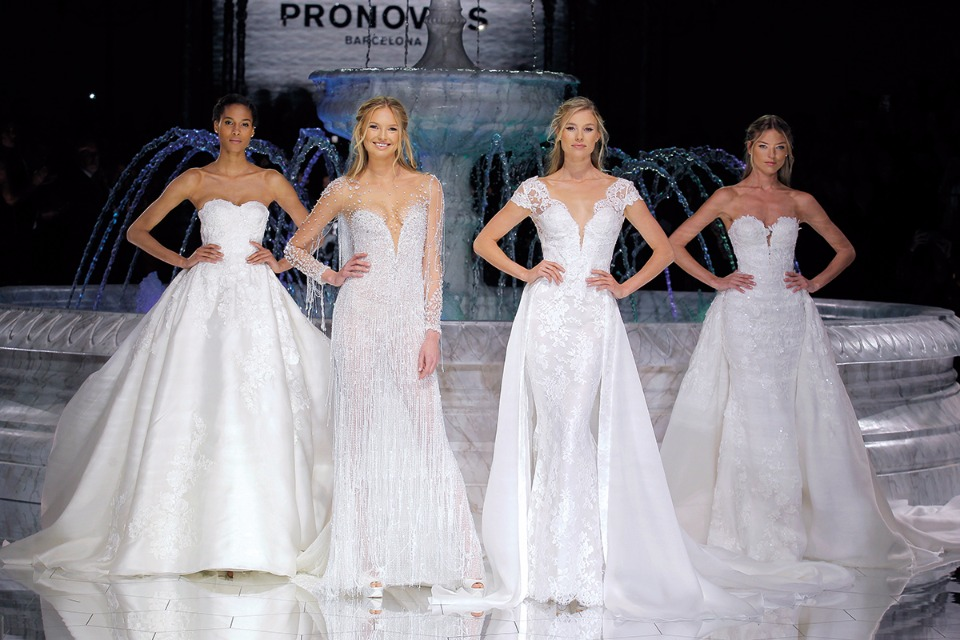 Atelier Pronovias 2018 Collection
