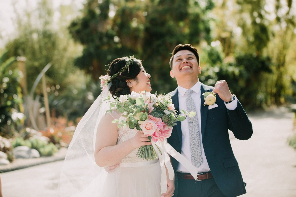 Be EXCITED on your wedding day