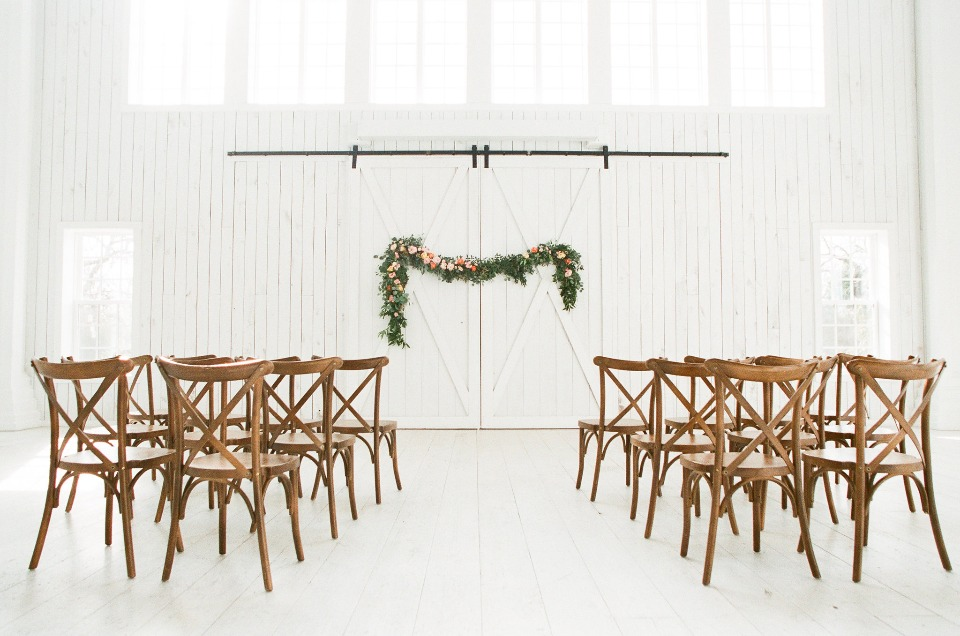 White Sparrow barn is the perfect wedding venue