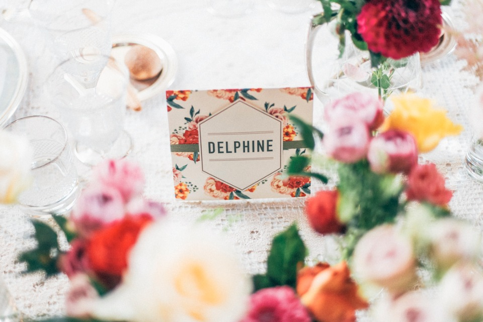 Spring inspired table names