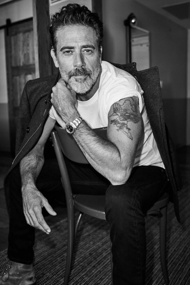 Jeffrey Dean Morgan. Celebrity dream groom. Marry me?