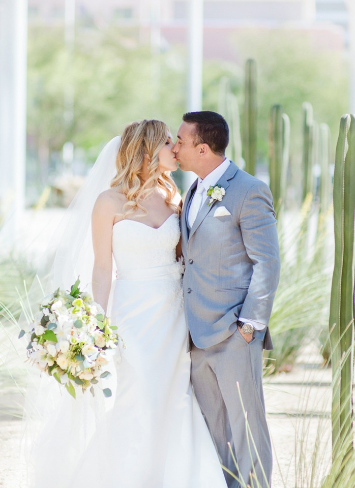 Picture perfect Las Vegas wedding