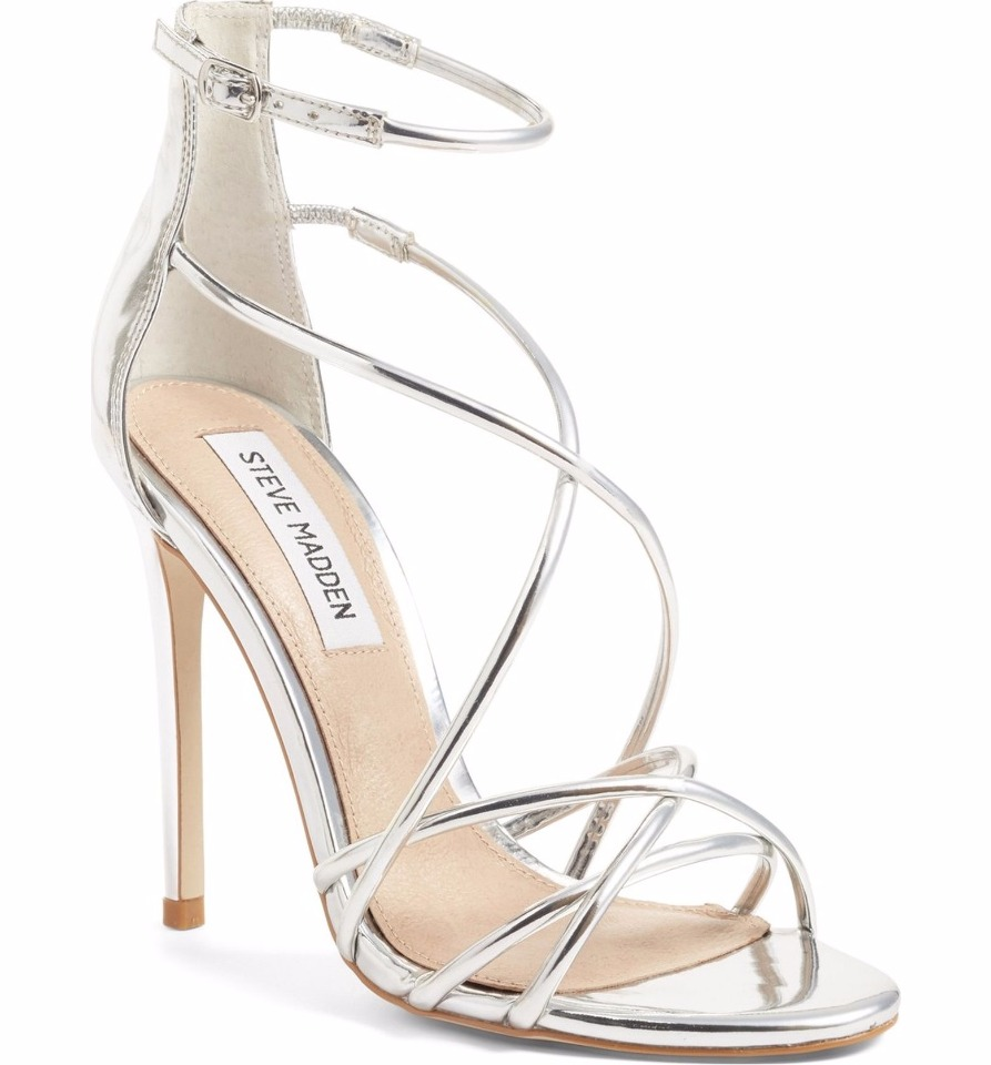 Satire Strappy Sandal by Steve Madden