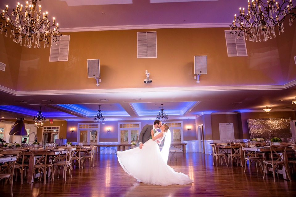 Gorgeous new rustic upscale venue Bear Brook Valley