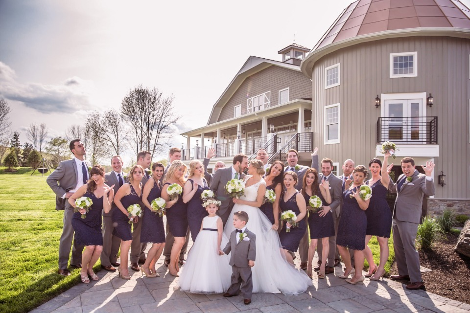 Bear Brook Valley wedding venue