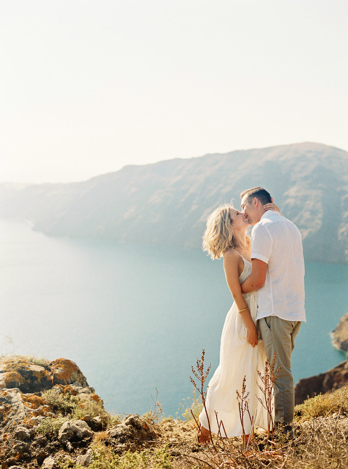 When in Greece you should get engaged