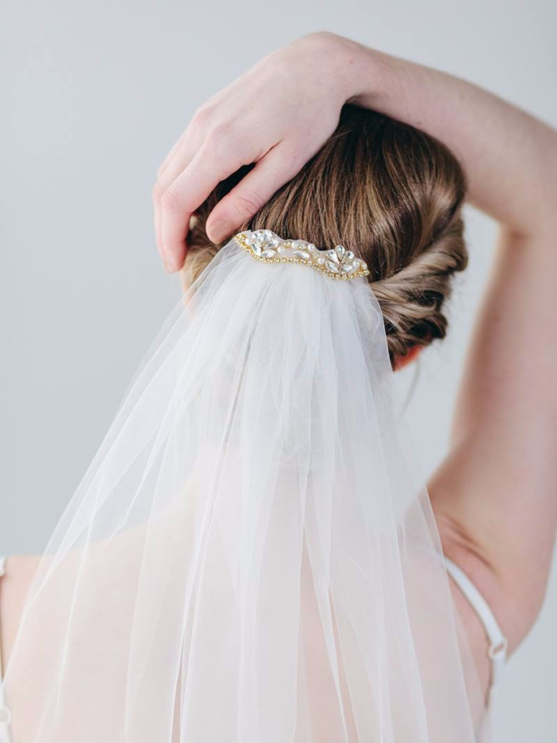 A timely veil—the Pippa!