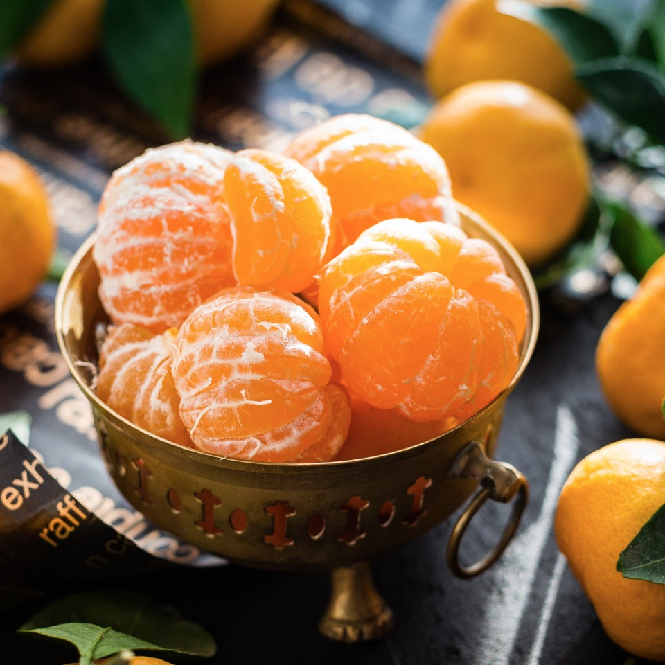 Orange you glad you added oranges to your snacking list