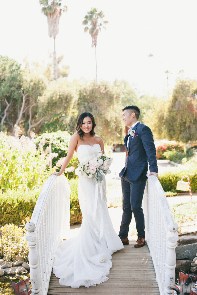 This Pretty Wedding With Churros And Donuts Is Right Up Our Alley!