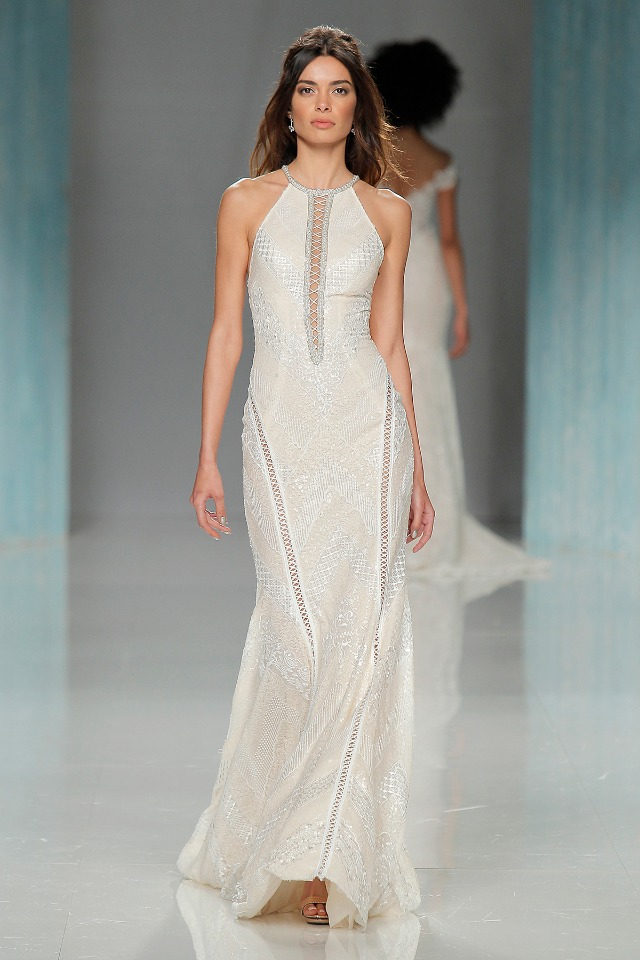 modern wedding dress trend