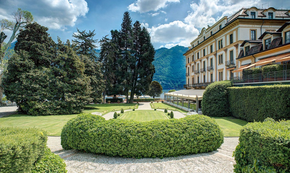 Villa d'Este Dream Wedding Venue