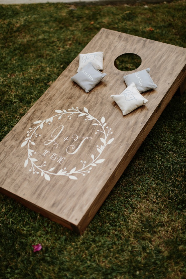 yard games for your guests