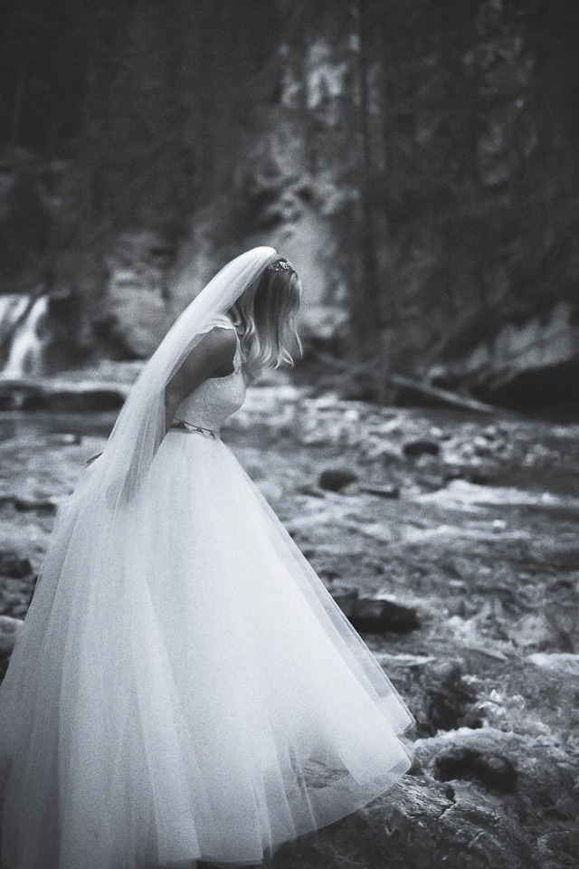 fairytale wedding dress we wish was in our closet right now!